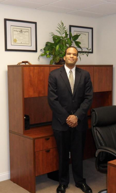 The office of Eric D. Puryear, Attorney at Law